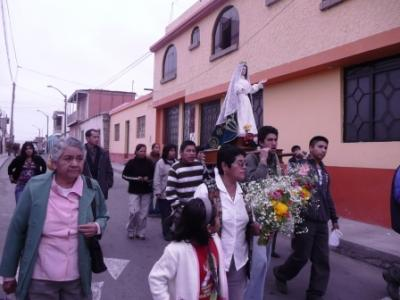 MISIÓN JUVENIL EN COCACHACRA