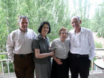 Mi hermano y mi familia de Guadalajara