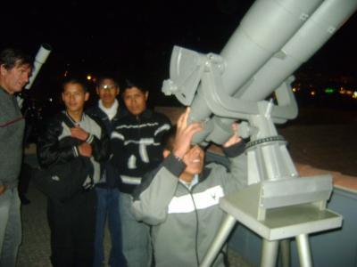 Amigo, astrónomo y con plata