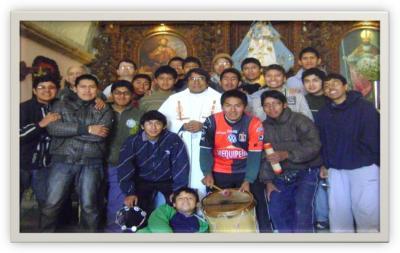 Campamento en Uchumayo Arequipa