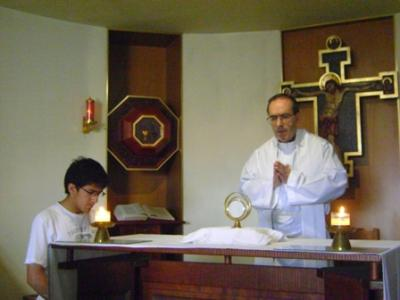 Visitando un asilo de la Madre Teresa de Calcuta en Lima - 2