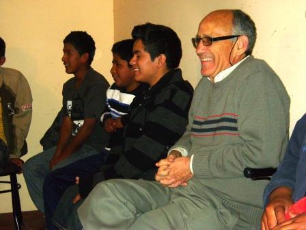 ASCENSIÓN DE MARÍA 2011